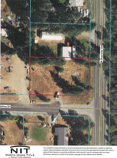 Rathdrum Residential Lots & Land For Sale: 1637 W Caroline Dr