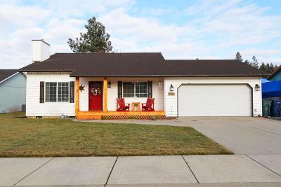 Post Falls Single Family Home For Sale: 1709 E Park Ln