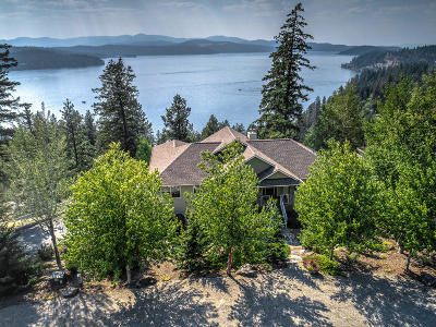 Coeur D'alene Single Family Home For Sale: 4175 S Timothy Ln