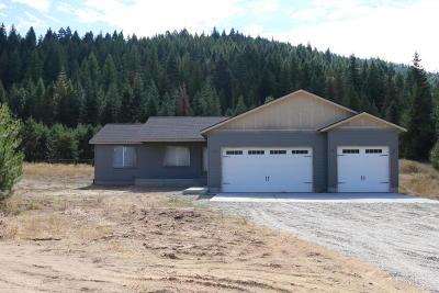 Blanchard Single Family Home For Sale: NNA Blanchard Elk Rd