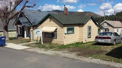Kellogg Single Family Home For Sale: 713 Upper 3rd St