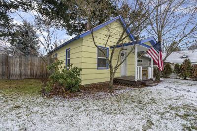 Coeur D'alene Single Family Home For Sale: 1110 E St Maries Ave