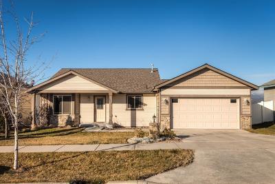 Post Falls Single Family Home For Sale: 3259 N Treaty Rock Blvd