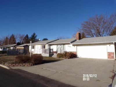 Coeur D'alene Single Family Home For Sale: 4215 N Moccasin