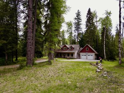 Sandpoint Single Family Home For Sale: 714 Selkirk Road