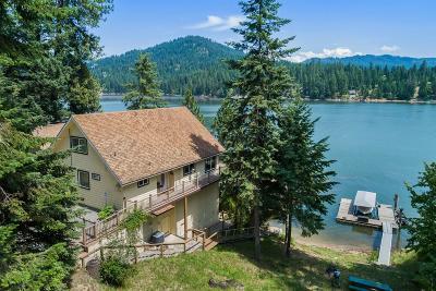 Hayden Single Family Home For Sale: 15300 N Shenandoah Drive