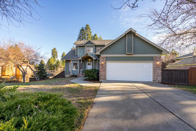 Hayden Single Family Home For Sale: 8420 N Stonehaven Dr
