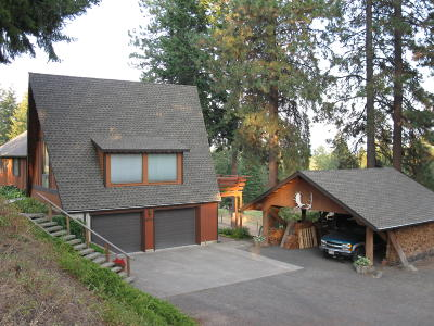 Coeur D'alene, Dalton Gardens Single Family Home For Sale: 5549 W Meadowbrook Loop