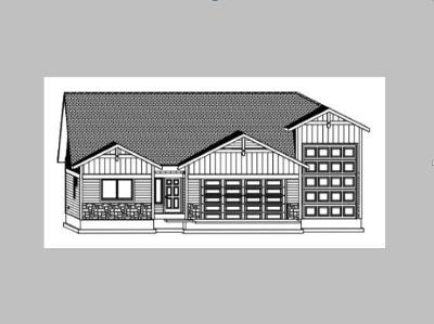 Post Falls Single Family Home For Sale: 804 W Ashworth Ln