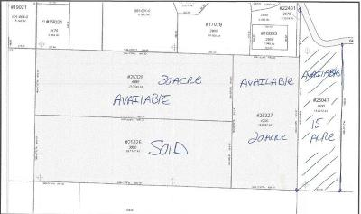 Coeur D'alene Residential Lots & Land For Sale: NNA Greensferry (15ac) Rd