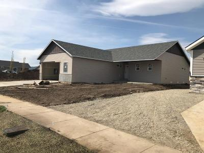 Rathdrum Single Family Home For Sale: 6689 W Harmony