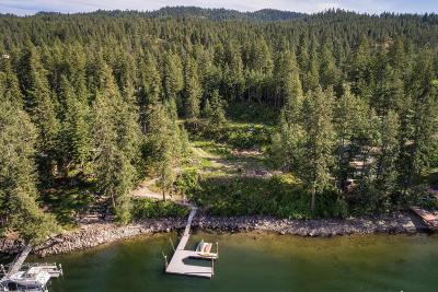 Coeur D'alene Residential Lots & Land For Sale: 8971 W Riverview Dr