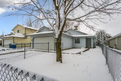Hayden Single Family Home For Sale: 1143 W Kyler Ave