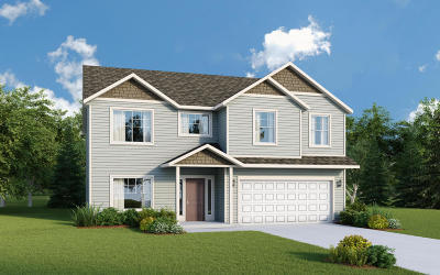 Rathdrum Single Family Home For Sale: 6873 Amanda St