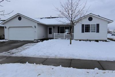 Post Falls Single Family Home For Sale: 476 N Silkwood Dr