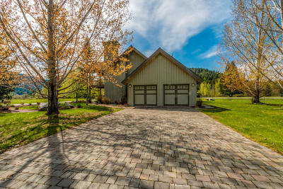 Sandpoint Single Family Home For Sale: 20 Gracie Ln