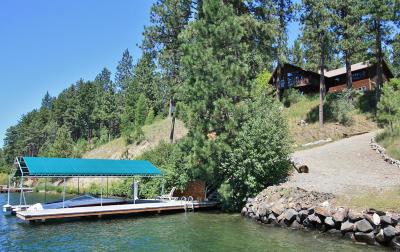 Kootenai County Single Family Home For Sale: 3425 E Ponderosa Blvd
