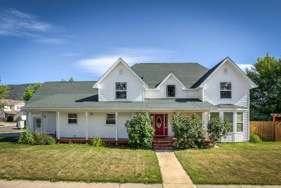 Sandpoint Single Family Home For Sale: 1612 Sequoia St