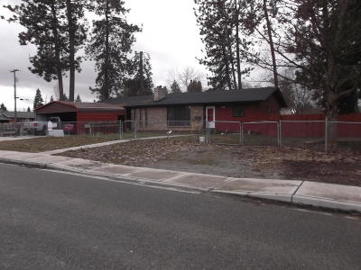 Rathdrum Single Family Home For Sale