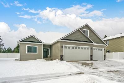 Hayden Single Family Home For Sale: 9275 N Gettys Ln