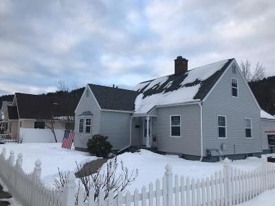 Shoshone County Single Family Home For Sale: 202 W Riverside Avenue