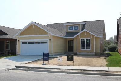Sandpoint Single Family Home For Sale: 1405 Autumn Ln