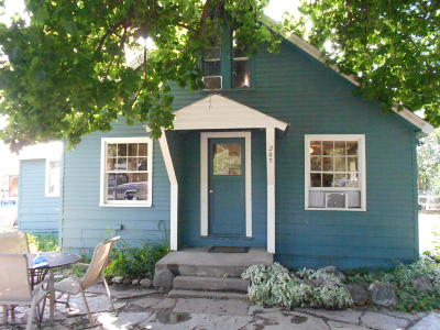 Clark Fork Single Family Home For Sale: 205 4th Ave