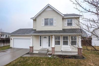 Coeur D'alene Single Family Home For Sale: 2687 W Apperson Dr