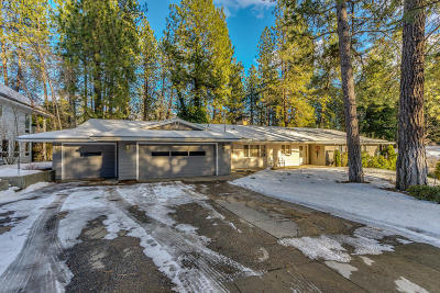 Coeur D'alene Single Family Home For Sale: 3295 W Fairway Dr