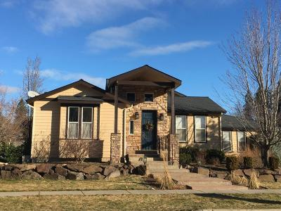 Post Falls Single Family Home For Sale: 613 N Coles Loop
