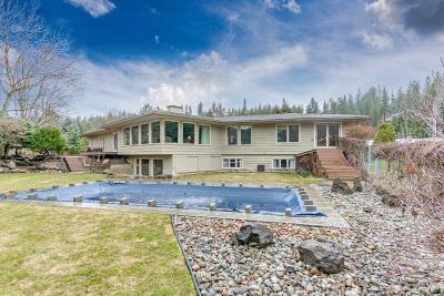 Coeur D'alene Single Family Home For Sale: 306 Fernan Lake Rd