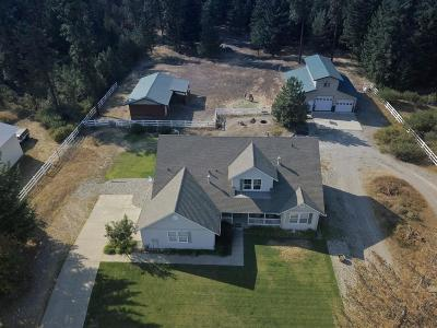 Rathdrum Single Family Home For Sale: 15111 W Pauline Trl