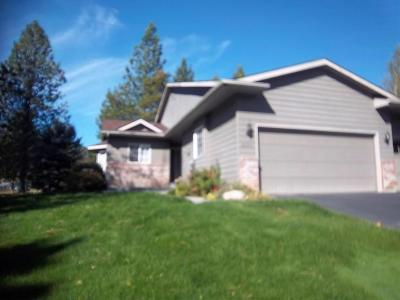 Rathdrum Single Family Home For Sale: 21051 N Circle Rd
