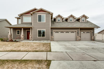 Post Falls Single Family Home For Sale: 3095 N. Cormac Lp