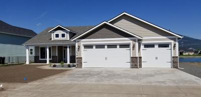 Rathdrum Single Family Home For Sale: 13649 N Treasure Island Ct