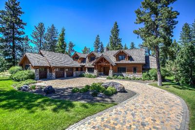 Harrison Single Family Home For Sale: 6126 S Gozzer Rd