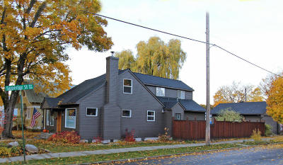 Sandpoint Single Family Home For Sale: 302 Euclid Ave