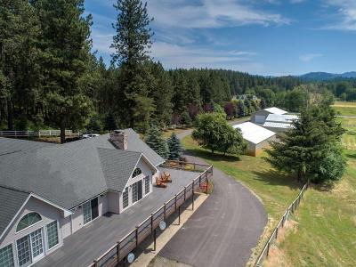 Hayden Single Family Home For Sale: 15495 N Rimrock Rd