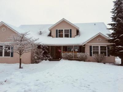 Rathdrum Single Family Home For Sale: 15150 W Canter Ct