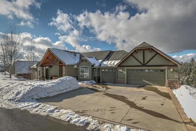 Coeur D'alene Single Family Home For Sale: 3517 E Falcon Ridge Ct