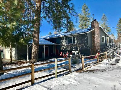Coeur D'alene Single Family Home For Sale: 1905 E Nettleton Gulch Rd