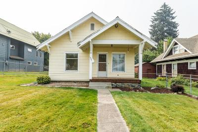 St. Maries Single Family Home For Sale: 237 S. 10th Street