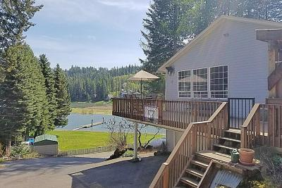 Coeur D'alene Single Family Home For Sale: 4335 S. Westway Dr.