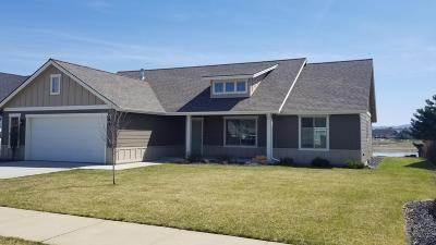 Rathdrum Single Family Home For Sale: 13789 N Pristine Cir