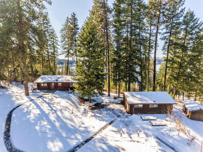 Harrison Single Family Home For Sale: 14659 E Sunset Shores Cir