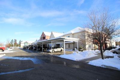 Hauser Lake, Post Falls Condo/Townhouse For Sale: 322 N Promenade Loop #109