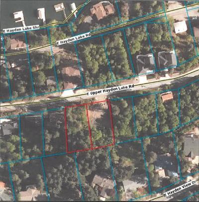 Hayden Residential Lots & Land For Sale: 2316 E Upper Hayden Lake Rd