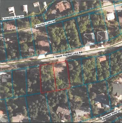 Hayden Residential Lots & Land For Sale: NNA E Upper Hayden Lake Road