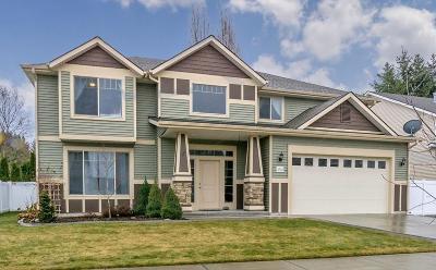 Hayden Single Family Home For Sale: 8502 N Salmonberry Loop