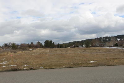 Post Falls Residential Lots & Land For Sale: NNA Pleasant View Rd
